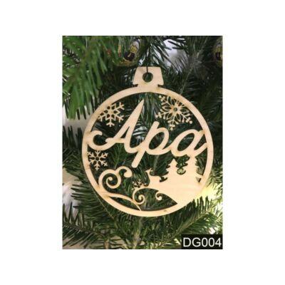 Karácsonyfa Dísz - Apa