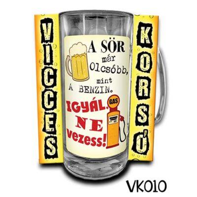 Korsó - A sör már olcsóbb