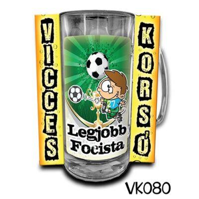 Korsó - Legjobb focista