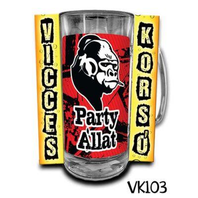 Korsó - Party Állat