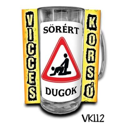 Korsó - Sörért Dugok