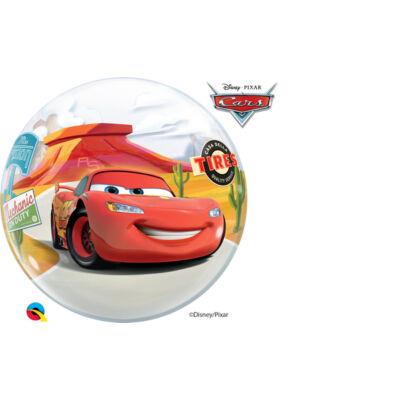 22 inch-es Lightning McQueen & Mater Bubbles Lufi