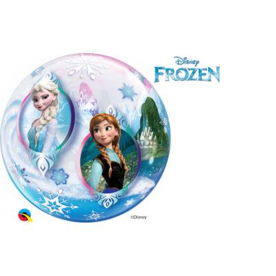 22 inch-es Disney Frozen - Jégvarázs Bubbles Lufi