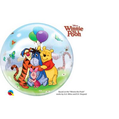 22 inch-es Disney Winnie The Pooh And Friends - Micimackó Bubbles Lufi