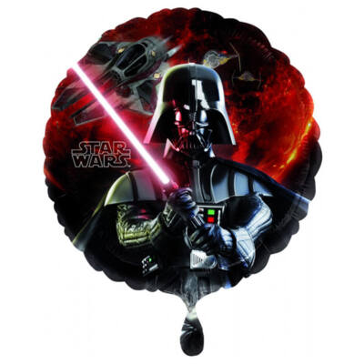 Star Wars - Darth Vader Fólia Lufi