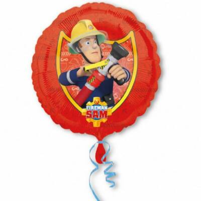 Fireman Sam Tűzoltó Fólia Lufi