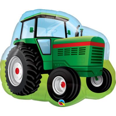 Traktoros - Farm Tractor Fólia Léggömb