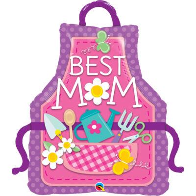 Best Mom Anyák Napi Fólia Léggömb