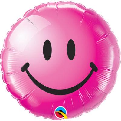 Vadmálna Mosolygós Arc - Smile Face Wild Berry Fólia Léggömb