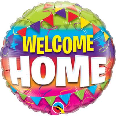 Welcome Home Pennants - Isten Hozott Fólia Léggömb