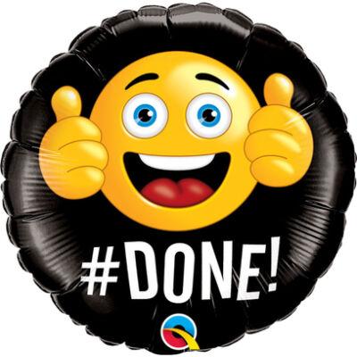 #Done! Fólia Ballagási Léggömb