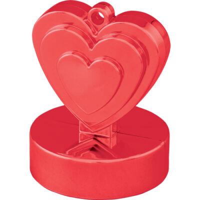 Piros Sziv Léggömbsúly - 110 gramm