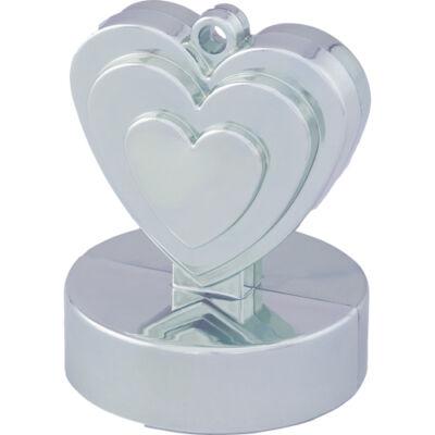 Ezüst Sziv Léggömbsúly - 110 gramm