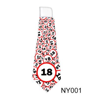 18-as Sebességkorlátozós Nyakkendő