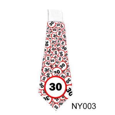 30-as Sebességkorlátozós Nyakkendő