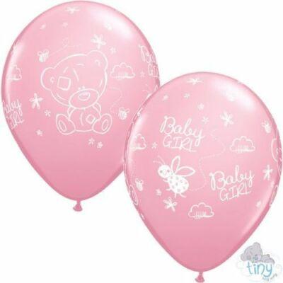 Tiny Tatty Teddy Baby Girl Pink Lufi - 28 cm