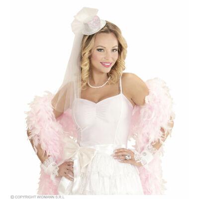 Bride To Be Flitteres Mini Kalap Fátyollal