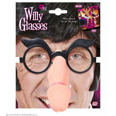 Szemüveg Fütyis Orral